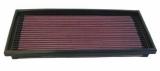 K&N Sportluftfilter 33-2014 Chevrolet Corvette (C4) 5.7i 1985-89