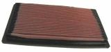 K&N Sportluftfilter 33-2029 VW Corrado (53i) 1.8i (G60) 160 PS