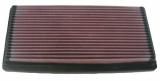 K&N Sportluftfilter 33-2042 Chevrolet Astro Van 4.3L (Plattenfilter) 1992-95