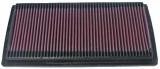 K&N Sportluftfilter 33-2084 Dodge Ram (FullSize Pickup) 3.9i,5.2i,5.9i 1994-01