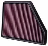K&N Sportluftfilter 33-2434 Chevrolet Camaro 3.6i 305/312/315/323 PS