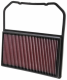 K&N Sportluftfilter 33-2994 VW Up (121) 1.0i 60/68/75 PS