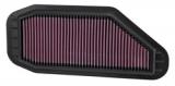 K&N Sportluftfilter 33-3001 Chevrolet Spark (M300) 1.0i 68 PS