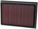 K&N Sportluftfilter 33-5007 Chevrolet Trax 1.4i Turbo 140 PS