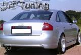 Heckschürzenansatz 2 tlg. für Audi A6 4B Limousine + Avant