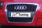 Chrom Frontgrill,mit Chromlamellen für Audi 8N TT + Roadster Quattro