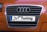 Chrom Frontgrill mit Nummernschildhalter für Audi 8N TT + Roadster Quattro