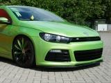 Spoilerschwert aus ABS für VW Scirocco R Typ 13