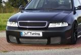 GT-Street-One Frontstoßstange inkl. Gitter für Audi A4 B5 Limousine + Avant