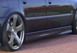 RS Seitenschweller (für Fzg. mit Gummleiste) für Audi A4 B5 Limousine+Avant