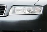 Scheinwerferblenden aus ABS für Audi A4 8E B6 Limousine Avant Bj.:2000-2004
