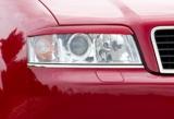 Scheinwerferblenden aus ABS für Audi A6 4B Limousine Avant Bj.:2001-2004
