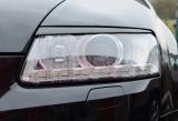 Scheinwerferblenden aus ABS für Audi A6 4F Limousine Avant Bj.: 2004-2011