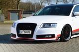 Spoilerschwert aus ABS für Audi A6 4F Facelift