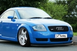 Spoilerschwert aus ABS für Audi TT 8N Coupe Roadster Bj.: 1998-2006