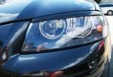 Scheinwerferblenden aus ABS für Audi A3 8P Bj.: 2003-2008