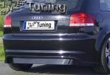 GT5 Style Heckstoßstange für Audi A3 8P Facelift