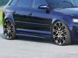 Design Seitenschweller für Audi A3 8PA Sportback