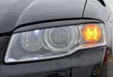 Scheinwerferblenden aus ABS für Audi A4 B7 Limousine Avant Bj.:2004-2008