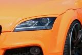 Scheinwerferblenden für Audi 8J TT + Roadster Quattro
