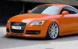 Spoilerschwert aus ABS für Audi TT 8J Coupe Roadster ab Bj.: 2006-