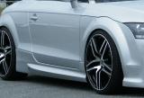 N-Race Seitenschweller für Audi 8J TT + Roadster Quattro