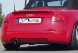 Optik Heckstoßstange für Audi 8N TT + Roadster Quattro