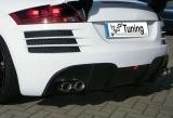 Heckstoßstange inkl. Gitter für Audi 8J TT + Roadster Quattro