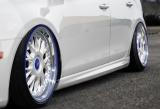 RLD Seitenschwellersatz aus ABS für Audi A4 B8