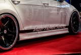 RSV2 Seitenschwellersatz aus ABS für Audi A4 B8
